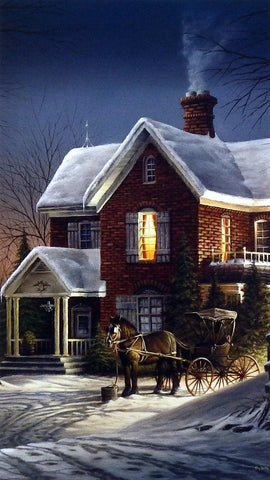 Terry Redlin House Call