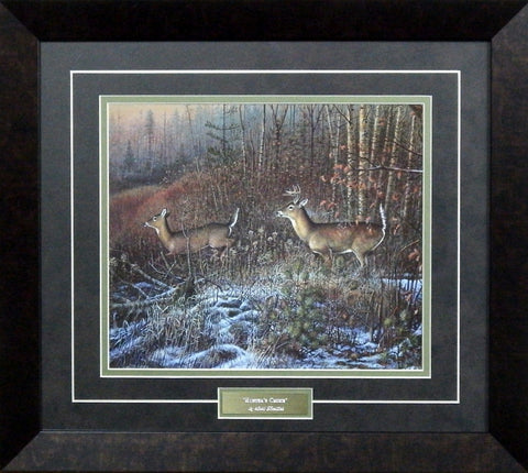 Scott Zoellick Hunter's Choice- Framed