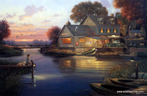 George Kovach Hunter's Cove