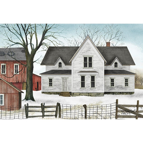 Billy Jacobs 1890 Farmstead Art Print