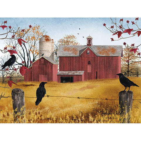 Billy Jacobs Autumn Gold Art Print