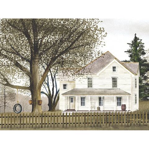 Billy Jacobs Grandma's House Country Art Print
