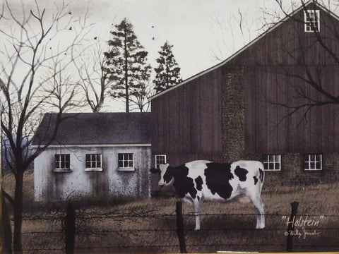 Billy Jacobs Holstein