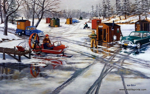 Ken Zylla January Thaw
