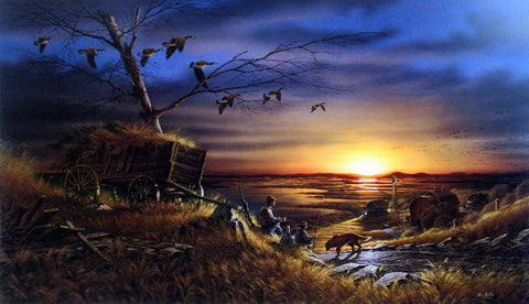 Terry Redlin Lifetime Companions