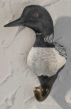 Wall Hook- Loon