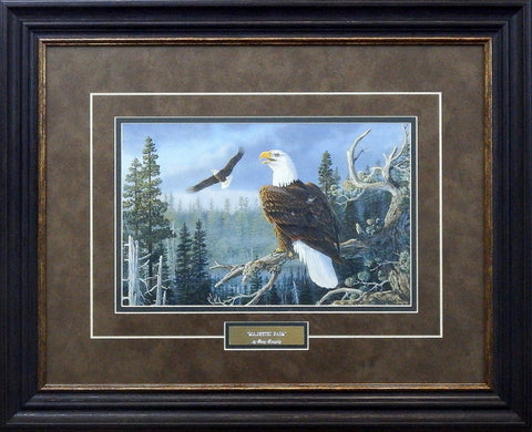 Terry Doughty Majestic Pair-Framed