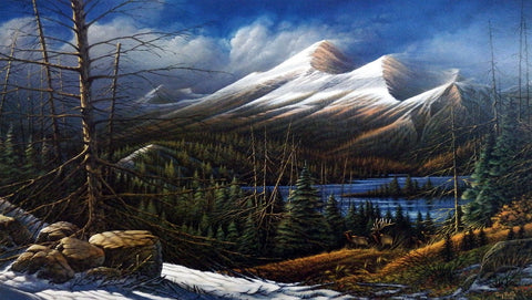 Terry Redlin Master Of The Valley