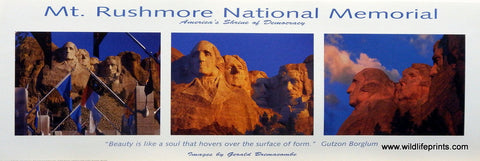 Gerald Brimacombe Mount Rushmore National Memorial