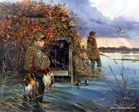 R.J. McDonald My First Limit