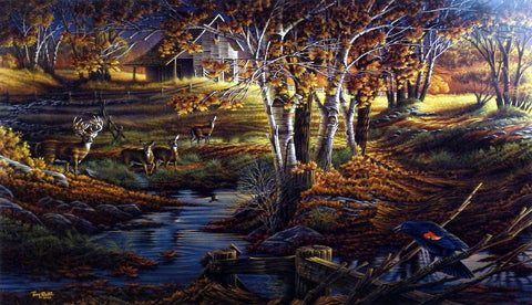 Terry Redlin Nature's Sentinel