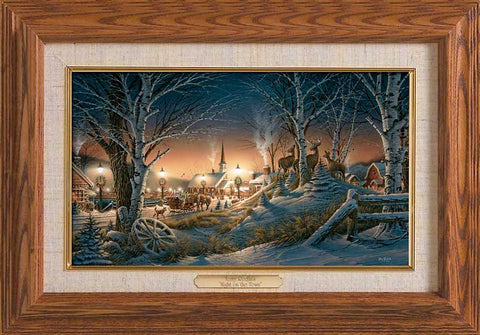 Terry Redlin Night on the Town-Master Stroke-FREE SHIPPING