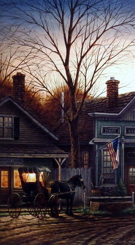 Terry Redlin Office Hours