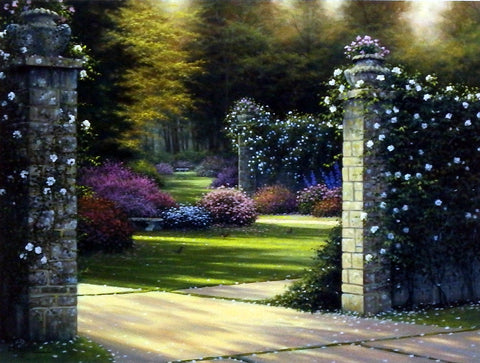 Charles White picture Old Stone Gate