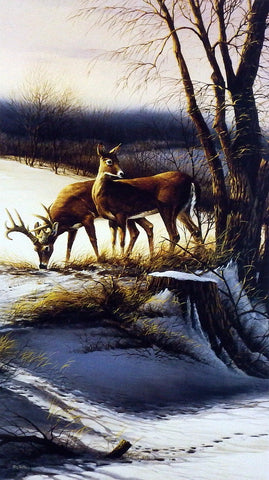 Terry Redlin On The Alert