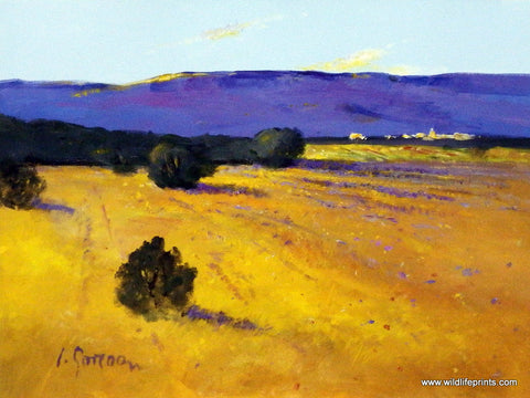 Lew Gordon Purple Hills
