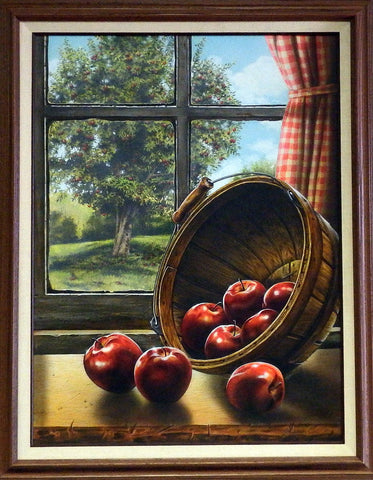 Doug Knutson Red Delicious-Original