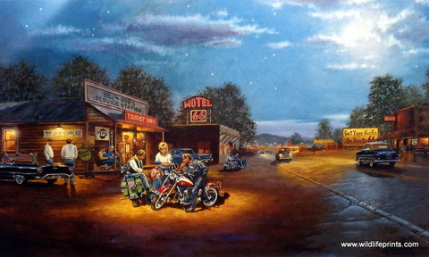 Dave Barnhouse Route 66