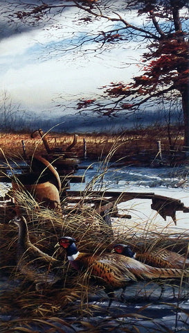 Terry Redlin Rusty Refuge II Pinnacle