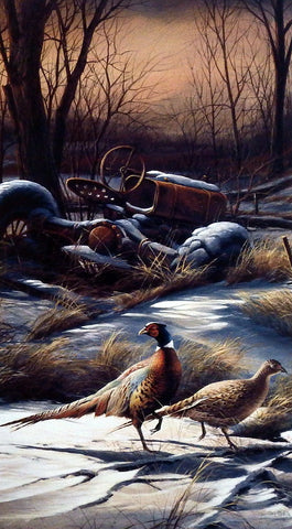 Terry Redlin Rusty Refuge IV Pinnacle