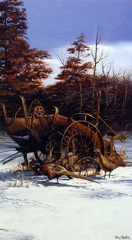 Terry Redlin Rusty Refuge I Pinnacle