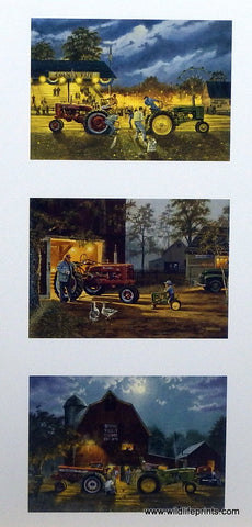 Dave Barnhouse Small Tractor Trilogy