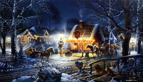 Terry Redlin Sweet Memories