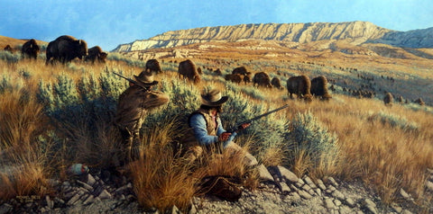 Michael Sieve The Buffalo Hunters