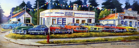 Dale Klee Classic Cars Picture THE CAR LOT