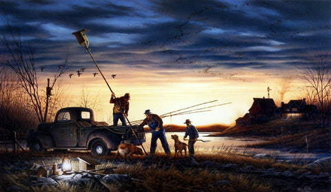 Terry Redlin The Conservationists