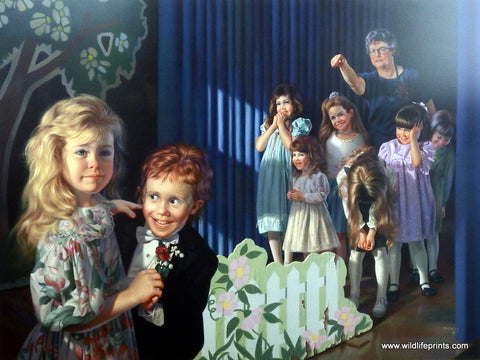 Bob Byerley Children's Print Dance Recital