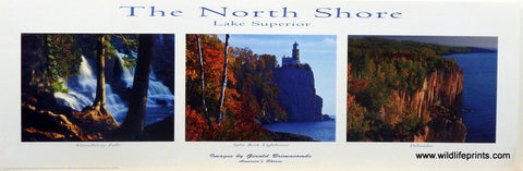 Gerald Brimacombe The North Shore