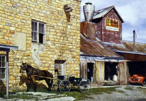 Richard Plasschaert The Old Feed Mill