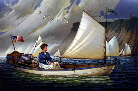 Charles Wysocki picture wife missing sailor