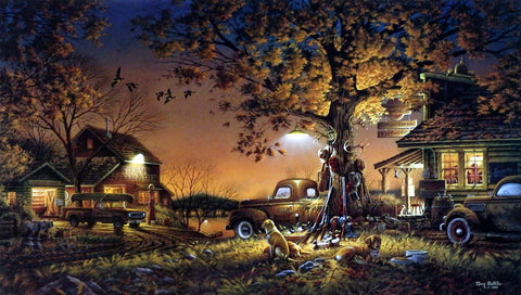 Terry Redlin Twilight Time