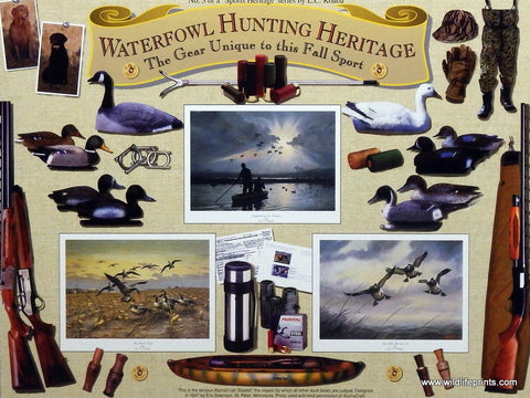 Les Kouba Waterfowl Hunting Heritage