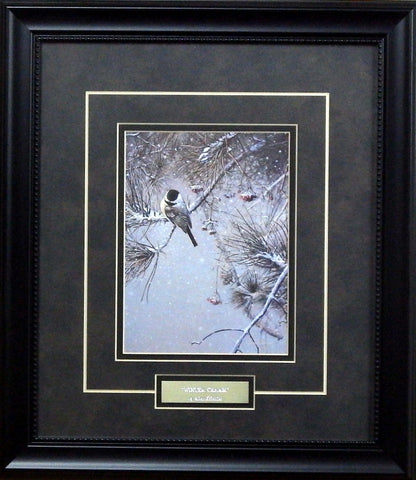 Scott Zoellick WInter Charm- Framed