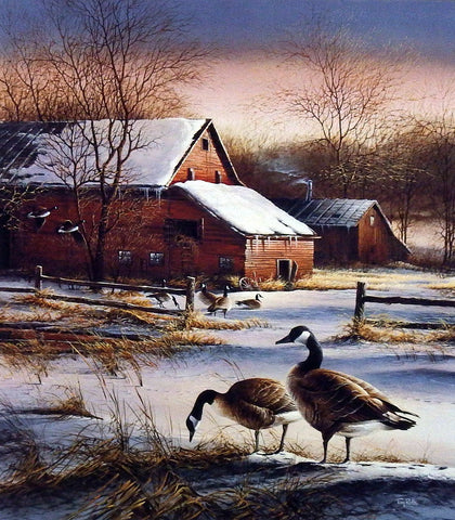 Terry Redlin Winter Haven