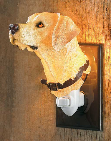 Night Light- Yellow Lab