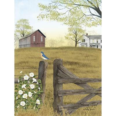 Billy Jacobs Morning's Glory Farm Country  Art Print 12 x 16