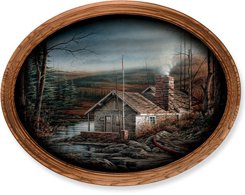 Terry Redlin Changing Season Autumn-FREE SHIPPING