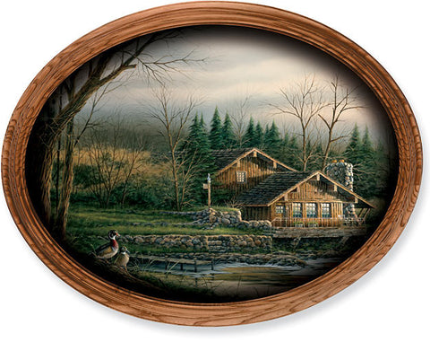 Terry Redlin Changing Seasons Spring-FREE SHIPPING
