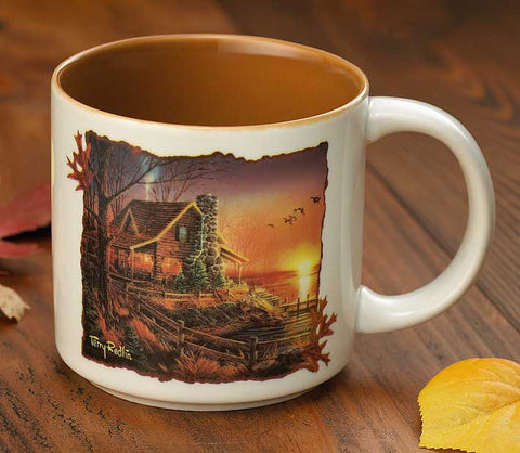 Mug- Terry Redlin Comforts of Home