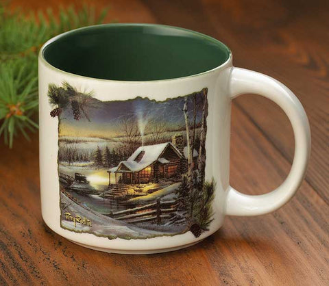 Mug- Terry Redlin Evening With Friends