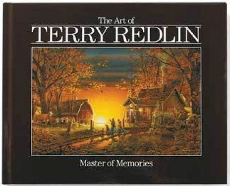 Book of Terry Redlin Paintings MASTER OF MEMORIES