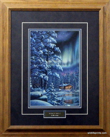 Kim Norlien River of Light II- Framed