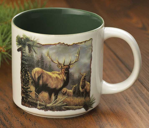Mug- Rosemary Millette Royal Mist