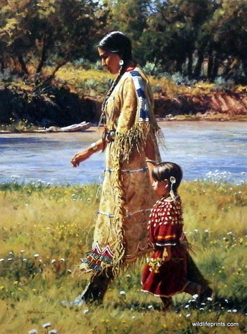 Martin Grelle Summer on the Greasy Grass