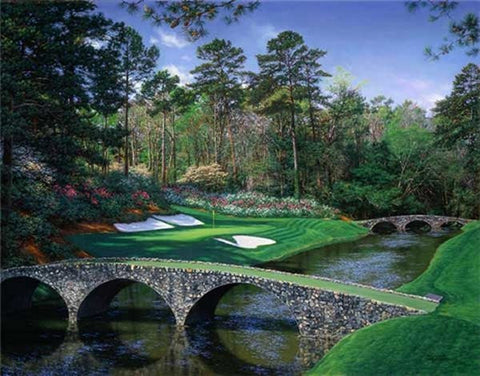 Larry Dyke Bridges at Augusta