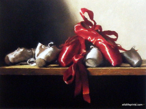 Deborah Bays The Red Shoes